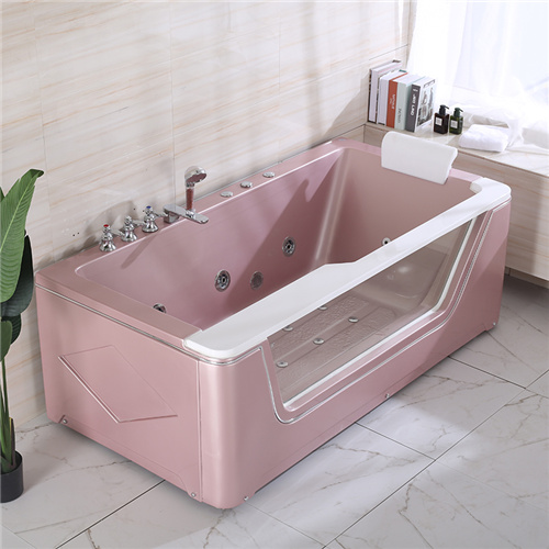 C002 people indoor bathroom massage bathtub