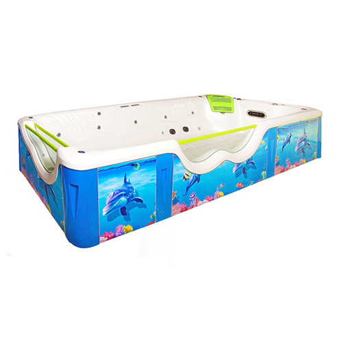 S036 big size acrylic swimming pool